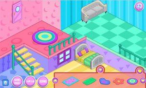 Trò chơi Game trang trí nhà cửa
