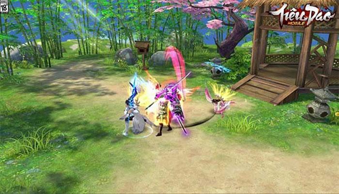 Tieu Dao Mobile có sức hút lạ kỳ đối với nhiều game thủ